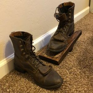 Ariat Roper Lace Up Vintage Boots